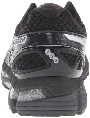 Gel black onyx 20 kayano Damen Laufschuhe Black Asics STWZqpwgZ