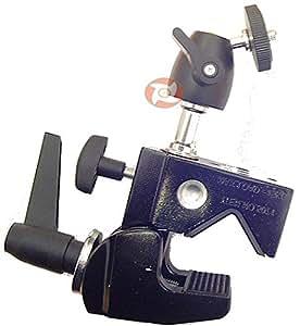 Fixation arceau et tube professionnelle pour caméra sport, camescope, appareil photo numérique, GoPro, Drift HD Ghost, Contour, PNJ, Rollei (Support caméra embarquée Pro Rallye)