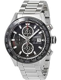 TAG Heuer Carrera Reloj de Pulsera para Hombre 43mm CAR201WBA0714