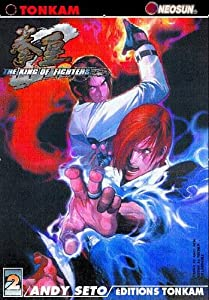 The King of Fighter Zillion Edition simple Tome 2