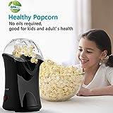 Rendio Popcornmaschine für Zuhause zum selber machen
