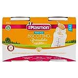 Plasmon Biscottino Granulato Senza Glutine - 2 x 374 g