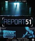 Report 51: Alien Invasion / Report 51 (2013) ( ) [ Holländische Import ] (Blu-Ray)