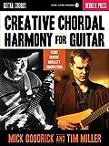 Creative Chordal Harmony For Guitar: Lehrmaterial, CD für Gitarre