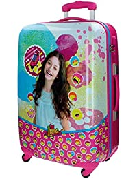 Disney 3411851 Luna Icons Equipaje Infantil, Color Rosa