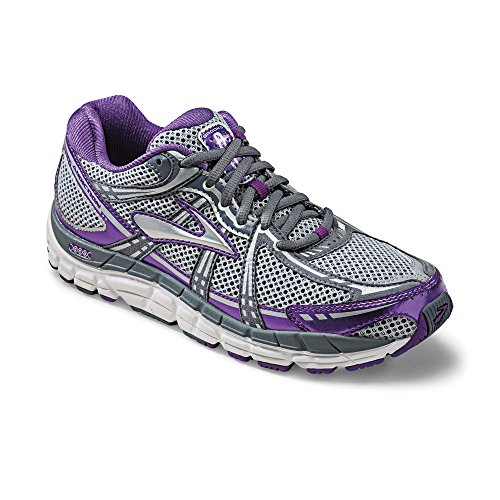 Brooks Addiction 11 Women's Chaussure De Course à Pied - SS15 Grau