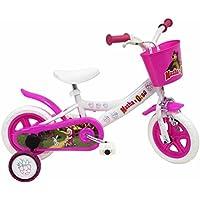"""Masha et l'Ours Vélo Enfant Blanc 10"""""""