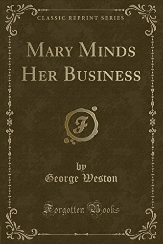 mary-minds-her-business-classic-reprint