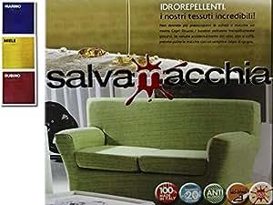 euroricami viterbo sofa berwurf f r dreisitzer wasserabweisend flecken schutz. Black Bedroom Furniture Sets. Home Design Ideas