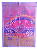 #10: Love Baby Quick Dry Bed Protector - Butterfly Medium Lilac 627 M Lilac