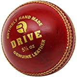 [Sponsored]R-MAX Red Drive-A Leather Cricket Ball ( 4 Part Ball, Pack Of 1 )