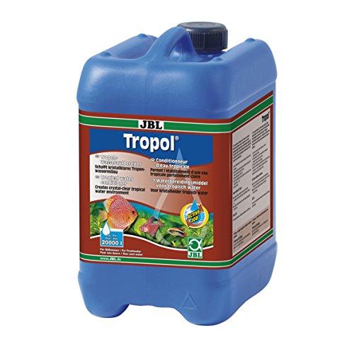 JBL Tropol 20055 Tropen-Wasseraufbereiter für Süßwasser-Aquarien, 5l