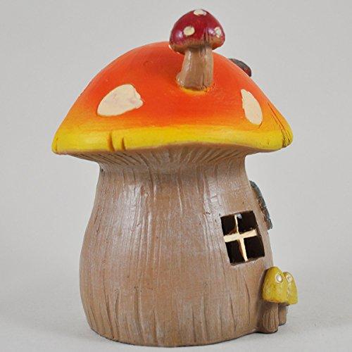 Mystical-Mushroom-Garden-House-High-Quality-Outdoor-Indoor-Sculpture-Magical-Gift-Idea-H15cm