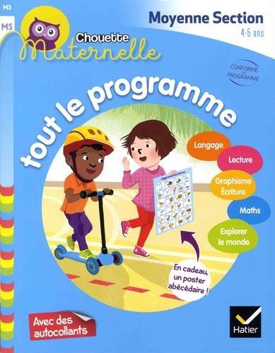 Chouette maternelle Tout le programme MS
