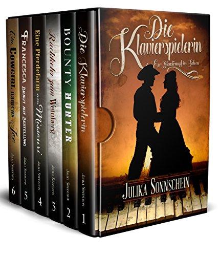 Lauryville Sammelband: 6 Bücher in einem - Western Romance & Cowboy Liebesroman Geschichten (Western E-bücher)