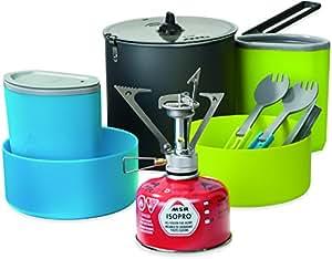 MSR Pocket Rocket Stove Kit Cooking System One Size Multi