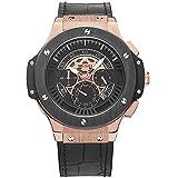 Comprar Para hombre Megir relojes de cuarzo Big Bang estilo Rose oro caso Cronógrafo Multifunción
