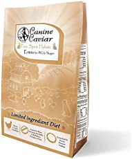 Canine Caviar Dry All Holistic Grain-Free Chicken/Millet, 24 lb by Canine Caviar