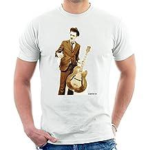 Roger Sargent Official Photography - Pete Doherty Guitar Photograph Men's T-Shirt