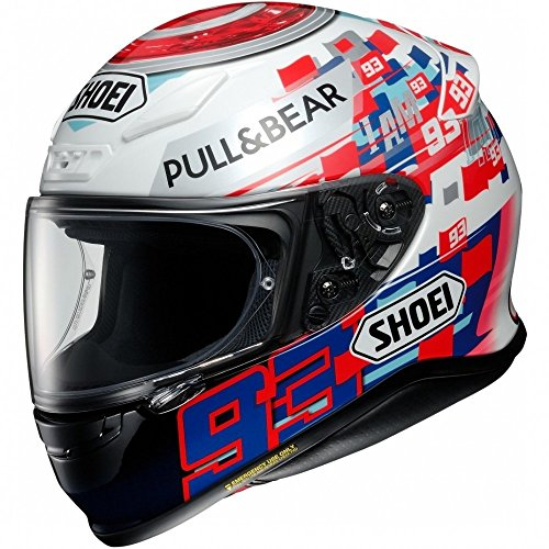 Shoei NXR Marquez Power up Casco motociclo Taglia