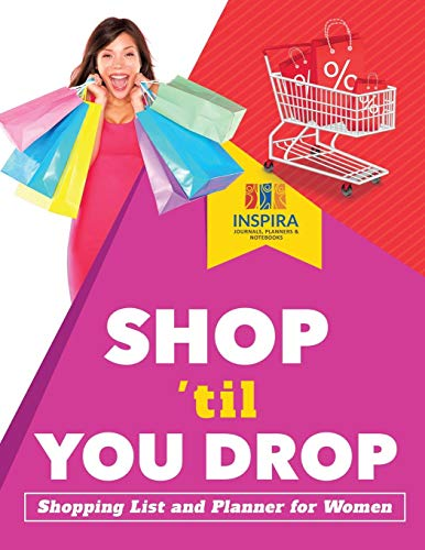 Shop 'til You Drop | Shopping List and Planner for Women -