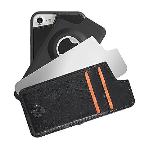 """iPhone 7/6S/6 (4.7"""") - Étui anti gravité, inventé par Mega Tiny Corp, matériel d"""