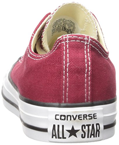 Sneaker Ox Converse Suede Rot Homme Star Taylor 381630 All Chuck Herren Burnished Y0xr07qvw
