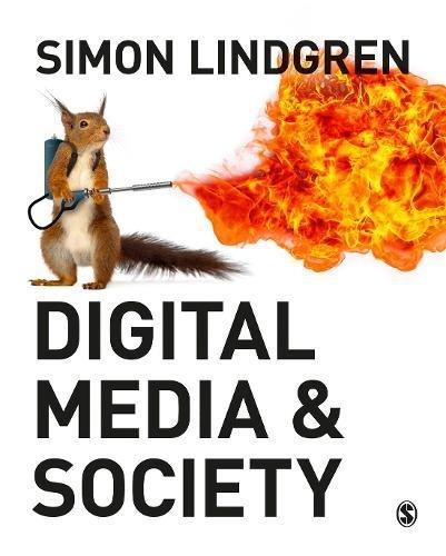 Digital Media and Society par Simon Lindgren