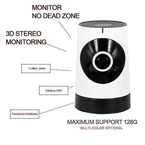 Home Surveillance 720p HD Bewegungsmelder mit TF Card Shot / Für Baby / Elder / Pet / Nanny Monitor IP Kamera Sicherheit - Motorola Surveillance Kit