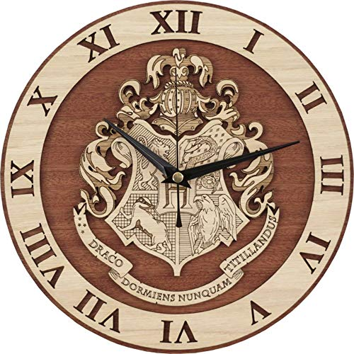 LiSh-EC Creativo Reloj Cuarzo Silencioso Sin Marco