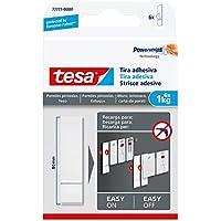Tesa 77771-00001-00 Tiras Adhesivas Para Paredes Pintadas Y Yeso