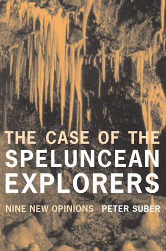 Image result for peter suber speluncean explorers amazon