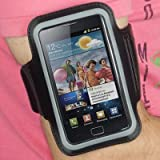 Yayago Brassard de sport pour Samsung Galaxy S i9000 / S3 mini i8190 / S Plus i9001 / SL i9003 / R i9103 / Motorola Razr i / Razr M