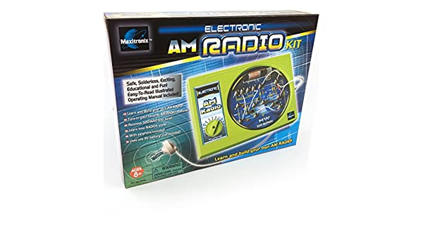 Buy AM Radio Experiment Kit Online at Low Prices in India - Amazon in