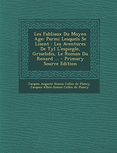 Les Fabliaux [Pdf/ePub] eBook