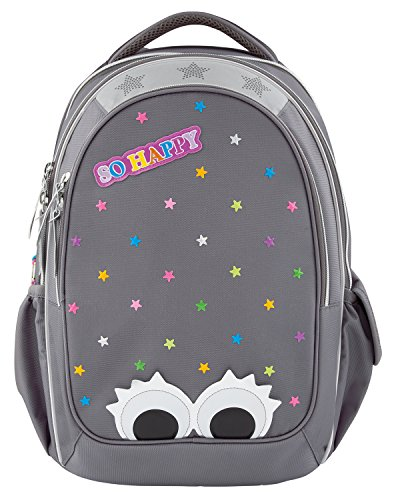 Top Model Schulrucksack, SO HAPPY (Model Polyester)