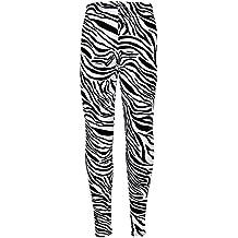Extensible Leggings Colorés ... Leopard Zèbre Girafe Cravate ... A2Z 4 Kids  Enfants Filles Legging Animal Zèbre Imprimé Élégant Mode Legging Âge ... 48d0a0b70973