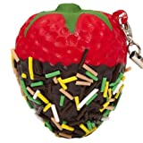 Chocolate Squeeze Stress Stretch Squishy Strawberry Cream Scented Slow Rising Toy