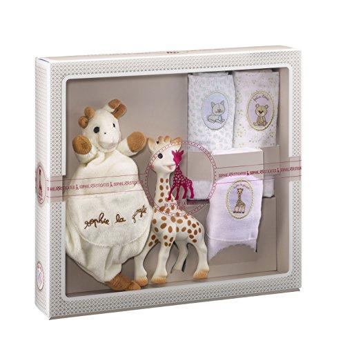 Vulli 000005 Set Nascita Confezione Regalo Sophie la Giraffa