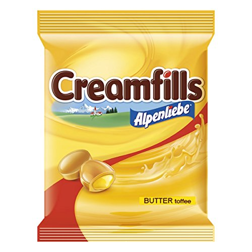 Alpenliebe Creamfills, 174.8 g (46 Count X 3.8 each)