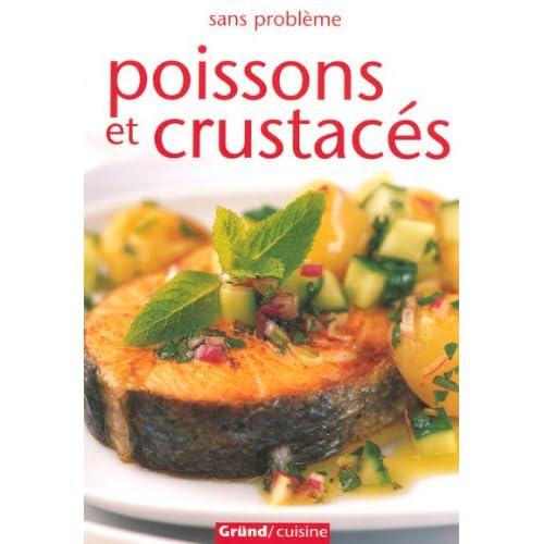 Poissons et crustacés