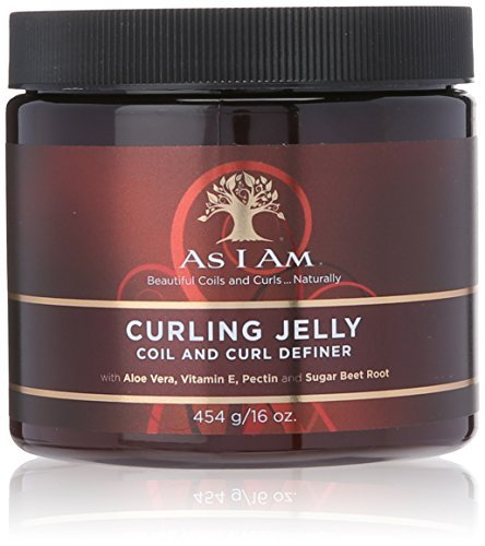 As I Am Curling Jelly, 16 Ounce by I AM