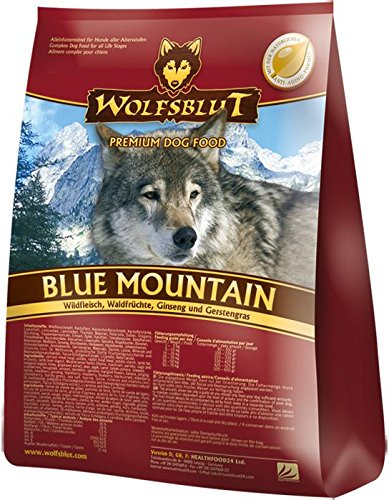 Wolfsblut Blue Mountain, 1er Pack (1 x 2 kg)