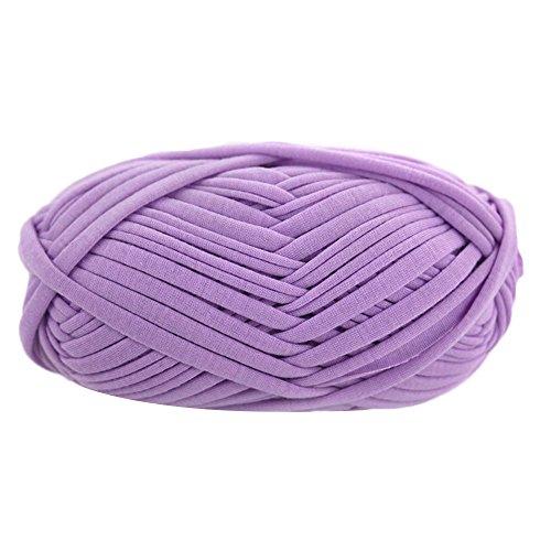 Rosepoem 100g / Set DIY Fertigkeit Häkeln Stoff Teppiche Garn Baumwolle Wollknäuel Handgestrickte Thick Strickdecke Strickdecke - Baumwolle Teppich Garn