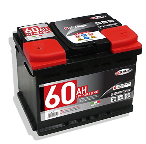 Start L2.054.010X Batteria Auto