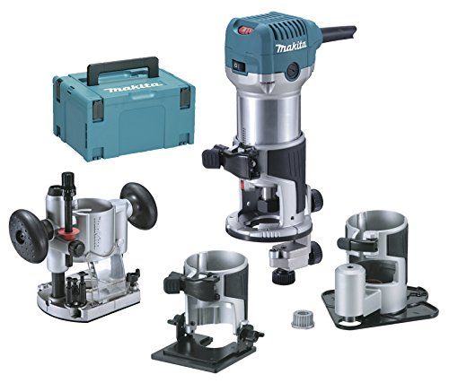 Makita RT0700CX3J router eléctrico 710 W 10000-30000