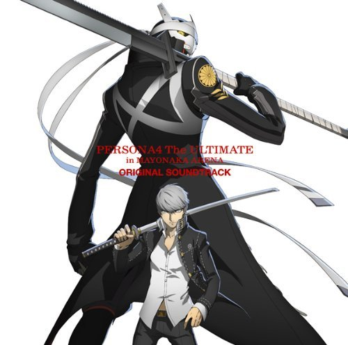 Persona4 the Ultimate in Mayonaka Arina by Various Artists (2012-08-22)