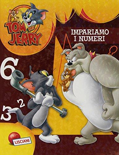 tom-jerry-impariamo-i-numeri-ediz-illustrata