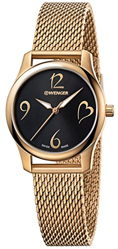 WENGER City Lady Relojes Mujer 01.1421.110