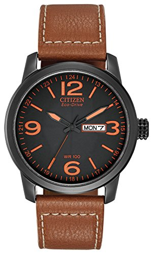 citizen-mens-eco-drive-watch-with-black-dail-analogue-display-and-brown-leather-strap-bm8475-26e
